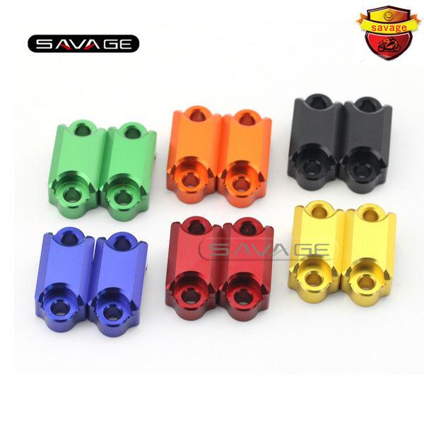 For KAWASAKI H2 NINJA ZX1000 15-16, ZX-14R ZX14R NINJA 06-16 Motorcycle Clutch & Brake Master Cylinder Clamp Bar Clamp Cover