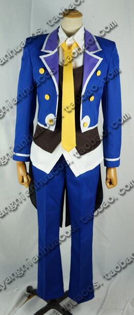 2016 No Game No Life Sora Cosplay Costume Tailor made