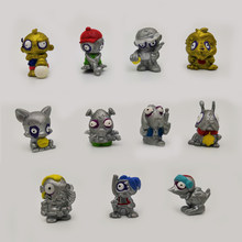 25-200 Pcs lot Zomlings Garbage Zombie Action Figures Pocket Toys Monster Squish Bendy Soft Toy Mini Trash Dolls Ultra Rare(China)