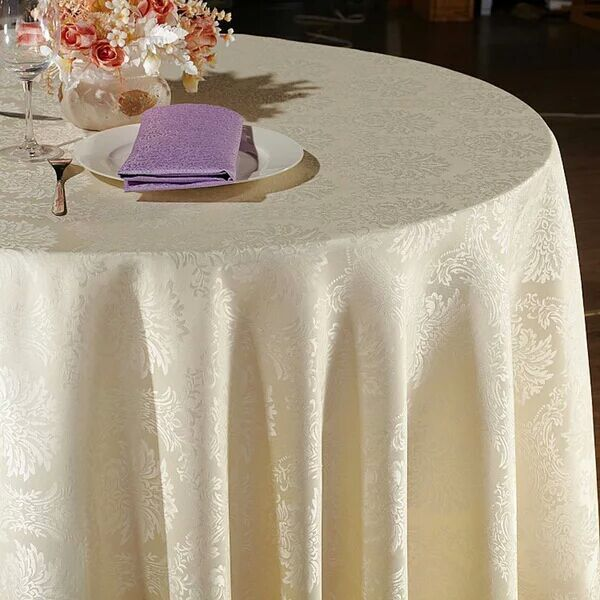 Buy europe style hotel tablecloths for Where can i buy table linens