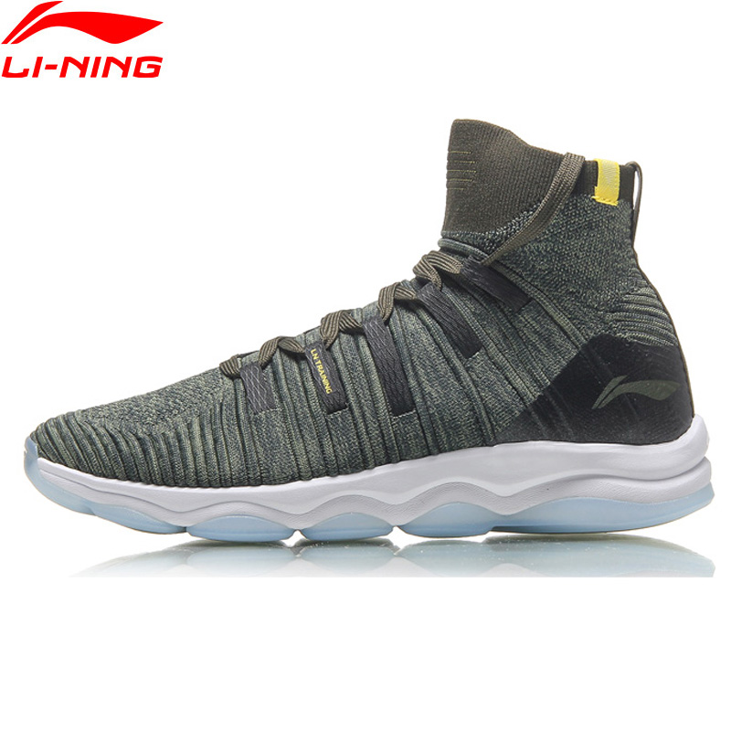 Li Ning Men GO MASTER Training Shoes Mono Yarn Breathable Sneakers Wearable Anti Slippery LiNing Sport