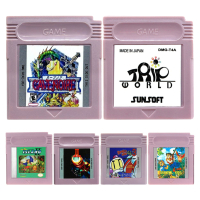 16 Bit Video Game Cartridge Console Card AVG Adventure Game Series English Language Edition