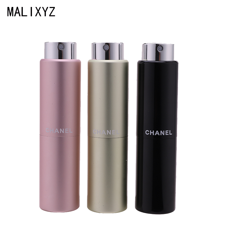 Image 4 - 5ml 20ML Portable Mini Refillable Perfume Bottle With Scent Pump Empty Cosmetic Containers Spray Atomizer Bottle For Travel New-in Refillable Bottles from Beauty & Health