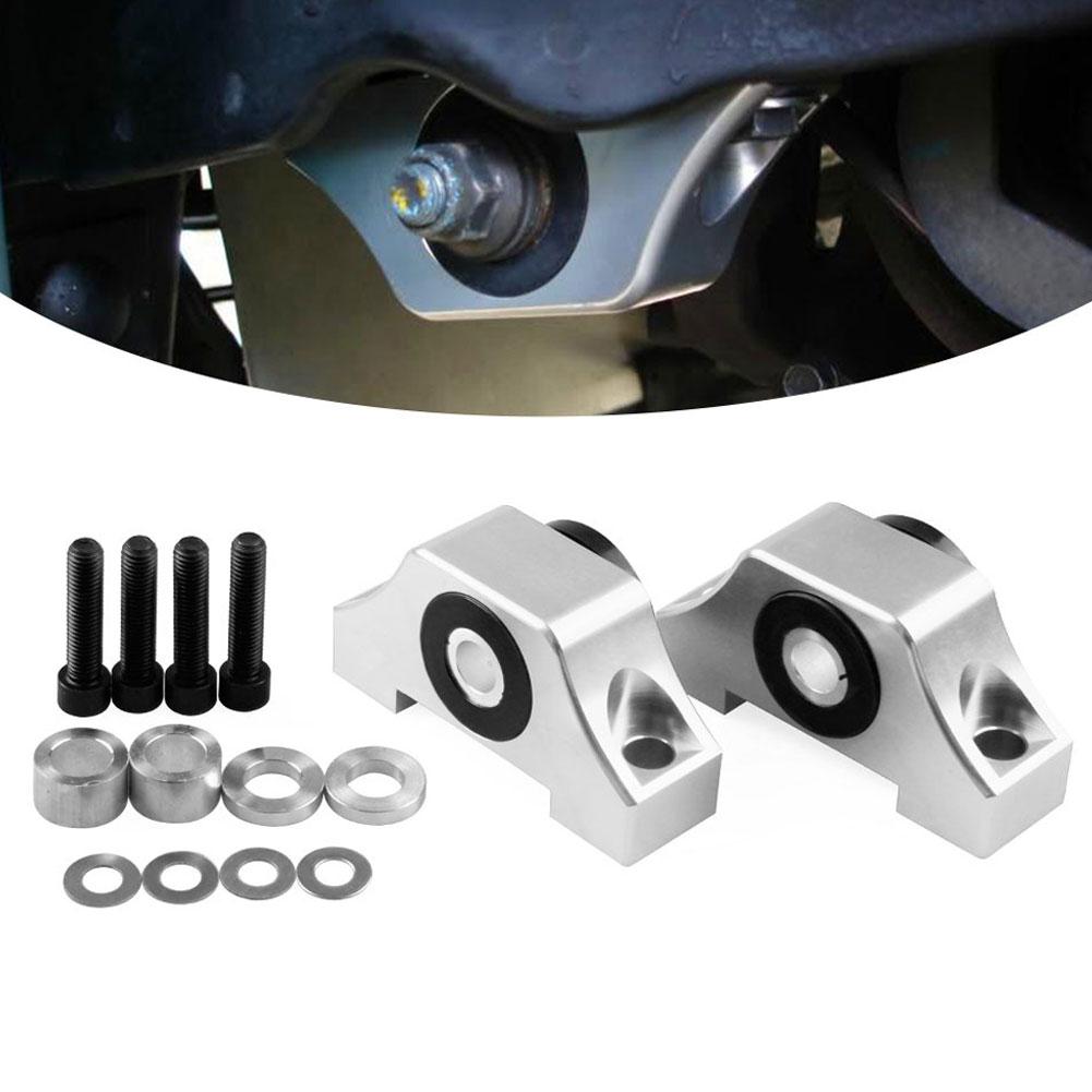 Rubber Spacer Flexibele Koppel Mount Kit Auto Accessoires Hoge Dichtheid Gemakkelijk Installeren B D Serie Motor Holder Legering Voor Honda 92-01