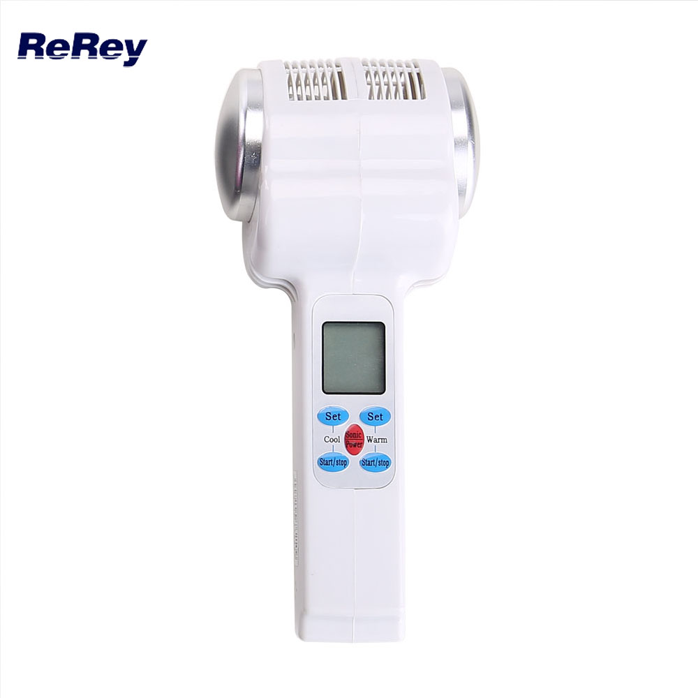 Hot and Cool Massage Face Machine 1M Ultrasonic Facial Body Massager Cryotherapy Cool Sunburn Skin Care Shrink Pore Beauty Tool Hot and Cool Massage Face Machine 1M Ultrasonic Facial Body Massager Cryotherapy Cool Sunburn Skin Care Shrink Pore Beauty Tool