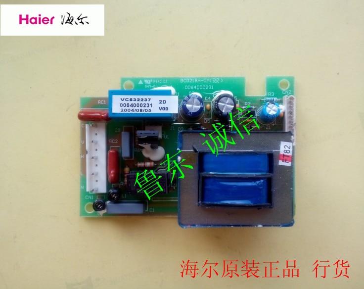 Haier refrigerator power board main control board 0064000231 applicable 218A/C BCD-188A haier refrigerator power board master control board inverter board 0064000489 bcd 163e b 173 e etc