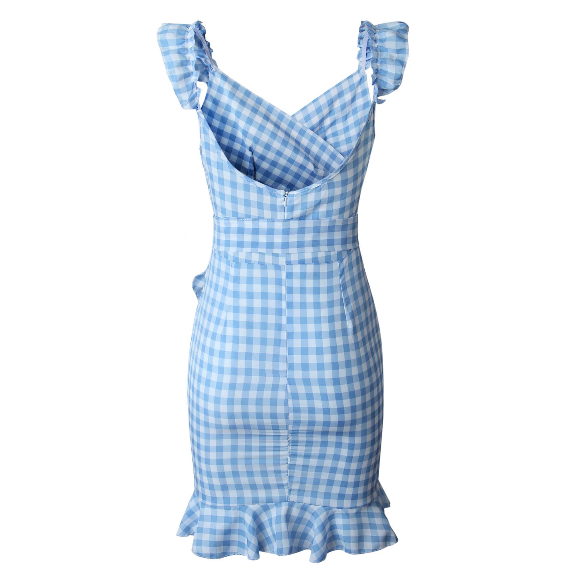 JH новое платье без рукавов Женская мода с открытыми плечами летние цветочные платья женские v-образный вырез стиль сексуальная красота