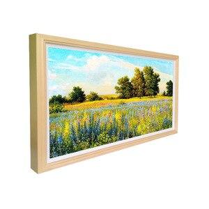 Image 4 - Affichage numérique de 32 pouces affichage publicitaire lecteur mural totem numérique affichage bois cadre photo numérique