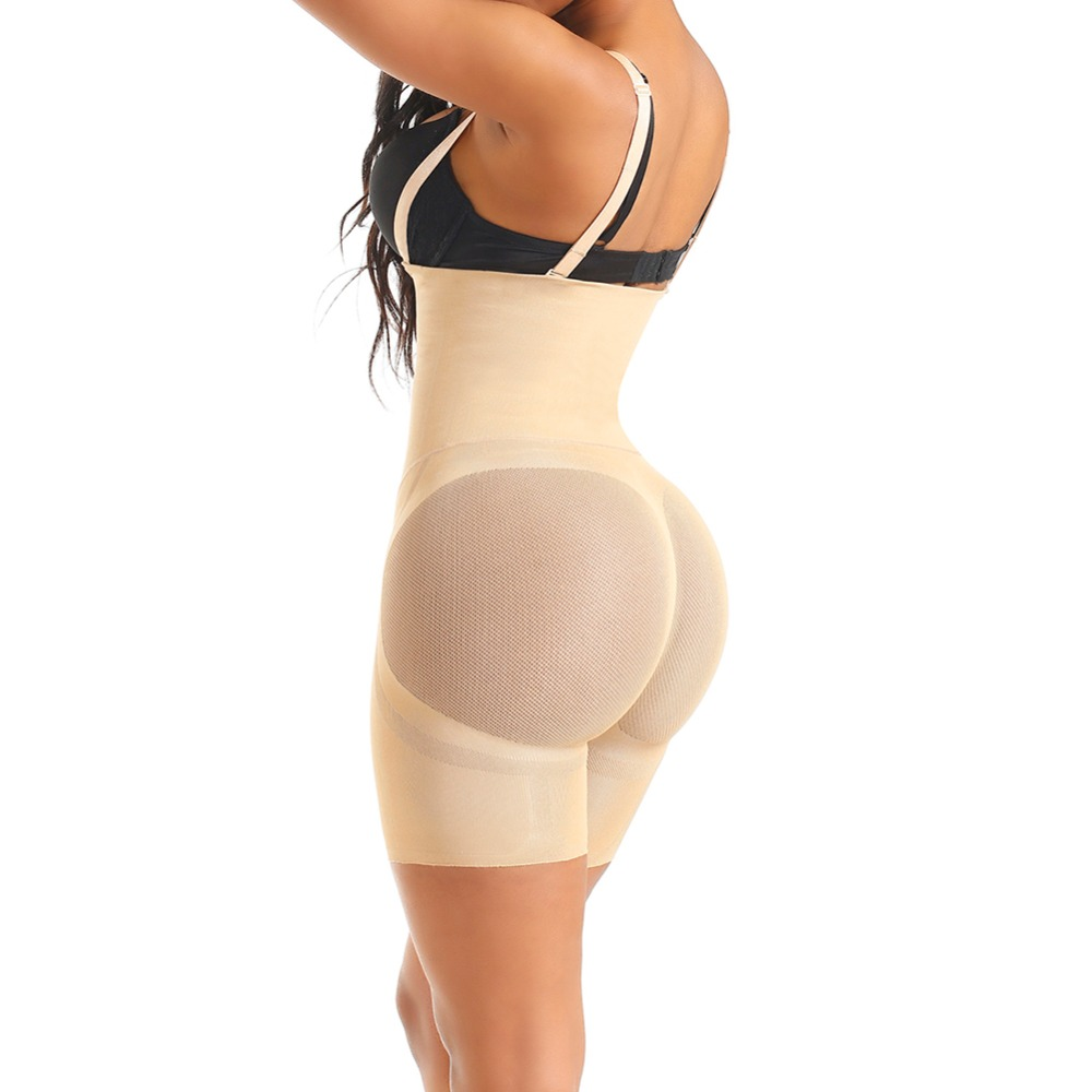 High-Waist Butt-Lifter Hip-Enhancer Invisible-Shaper-Panty-Sexy-Shapewear