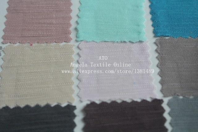 Small Stretch Slub Cotton Jersey Fabrics Patchwork T Shirst Knit