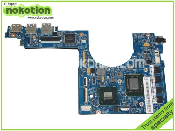 NOKOTION laptop motherboard for acer asipre s3-391 NBM1011005 intel i3-2377m hm77 gma hd 3000 ddr3 laptop motherboard for acer asipre m3 581t nbry811004 jm50 i3 2367m hm77 gma hd 3000 ddr3