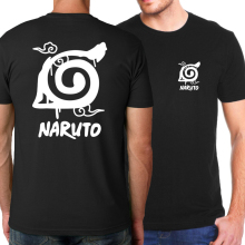naruto/one piece/BLEACH Men's T-shirts (5 styles)