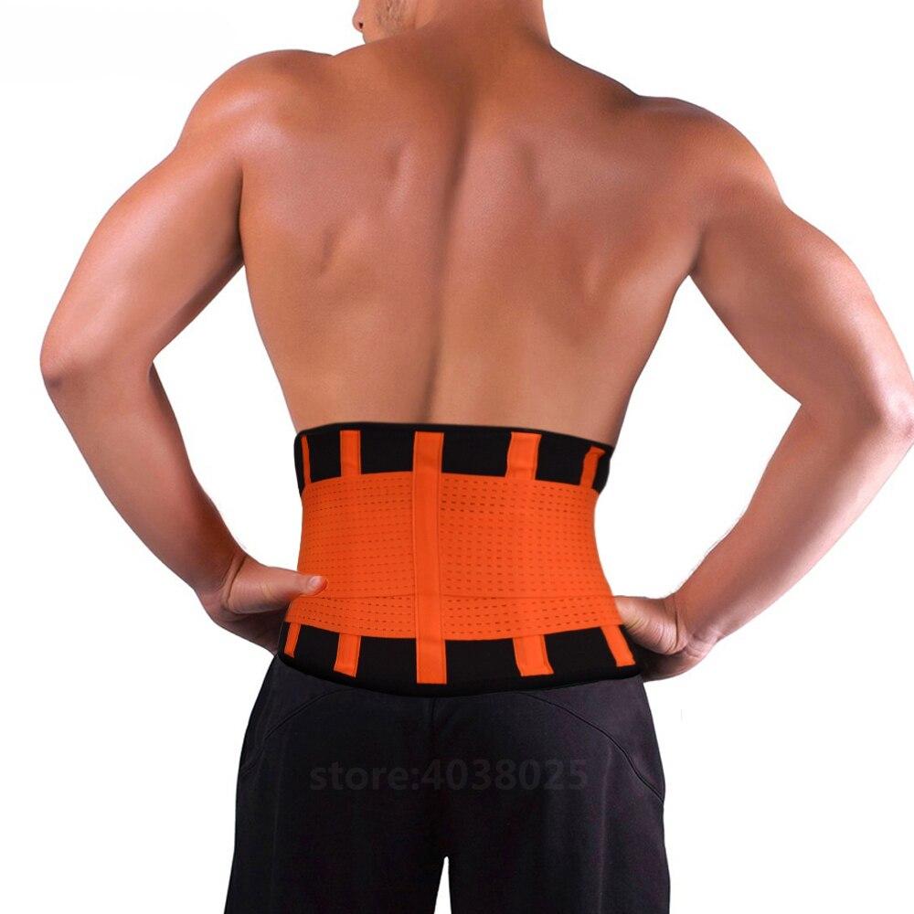 Магнитный пояс для боли в спине корректор осанки скобки талии назад поясничной Поддержка пояс Самонагревающиеся медицинской талии Поддерж...