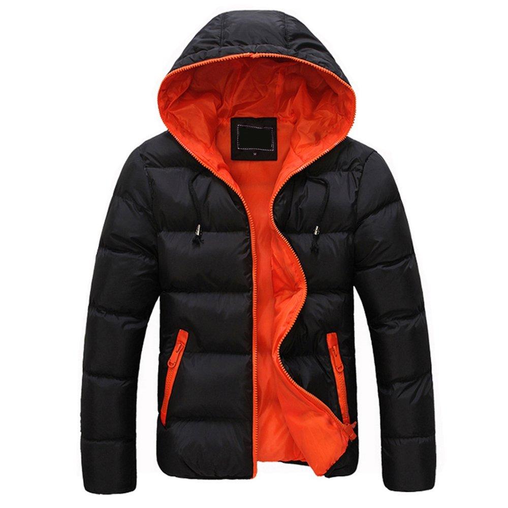 Aliexpress.com : Buy Men's Winter wARM Puffy Down Jacket ...