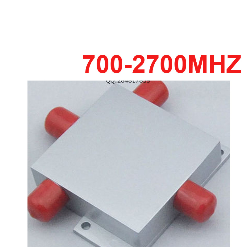 telecom use 3 Way Power Splitter (700~2700MHz) power divider booster radio frequency splitter for communications