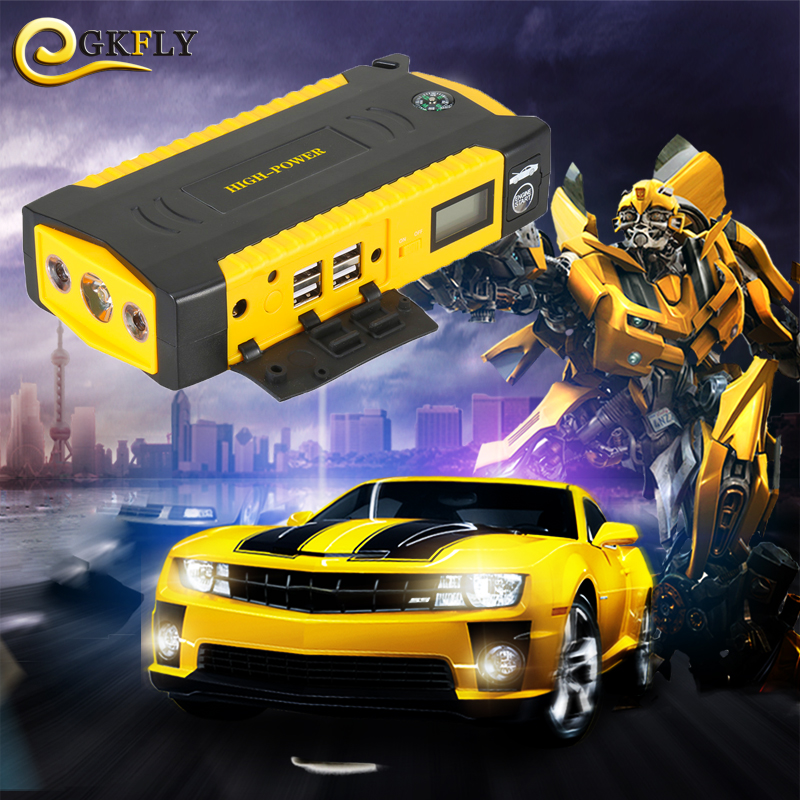 High Power Notfall Auto Starthilfe 12 V 16000 mAh Energienbank für Auto Startvorrichtung Auto Ladegerät Batterie Booster Buster Diesel