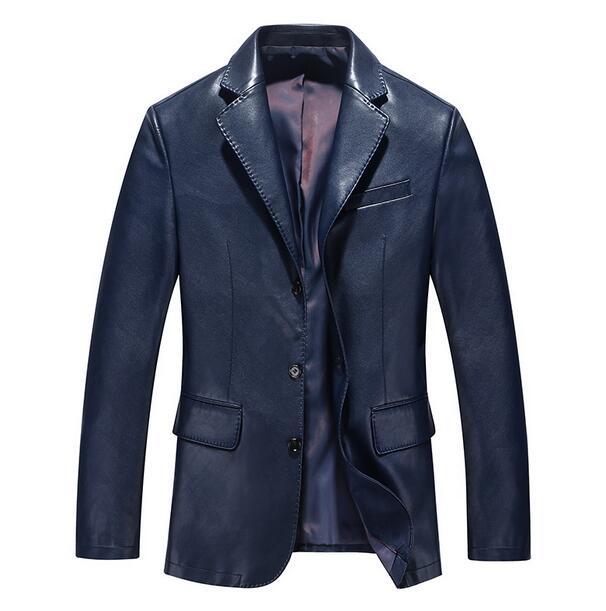 Modern Leather Jackets for Men Promotion-Shop for Promotional ...