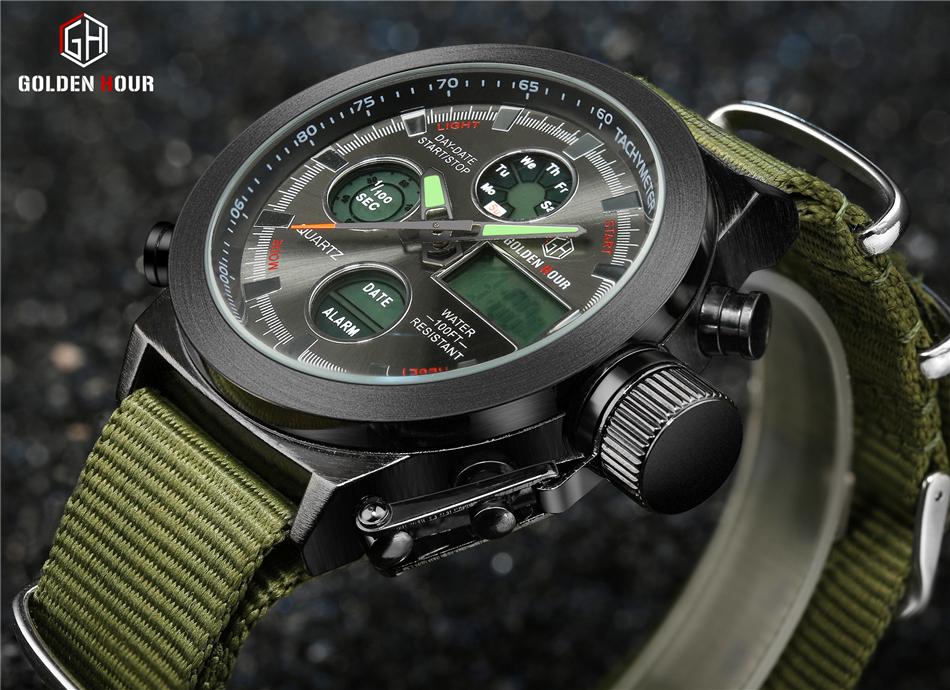 ผู้ชายแฟชั่นW Ristwatcheหรูหราร้อนแบรนด์ฉลามนาฬิกาสไตล์ผู้ชายสายหนังนาฬิกากีฬานาฬิกาที่มีคุณภ... 10