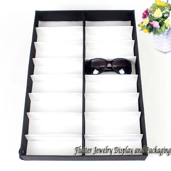 Merveilleux High Quality 16 Grids Sunglasses Display Tray Jewelry Showing Box  Eyeglasses Storage Case  In Jewelry Packaging U0026 Display From Jewelry U0026  Accessories On ...