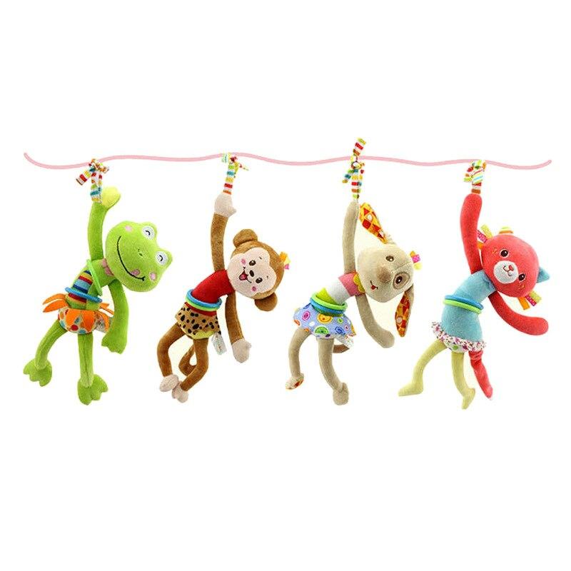 Bébé Jouets 0-12 Mmonths Brinquedos Para Bebe Bébé Poussette Jouet Hochets Mobiles Lit Bébé Jouets 0-12 Mmonths Juguetes Bebe Oyuncak