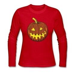 Halloween pumpkin font b smiley b font design personality tee shirts 100 cotton women s classical.jpg 250x250