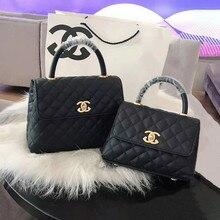 Youbroer's New Summer Handbags Womens Handbags and Purses Messenger Bag Channel Bags Diamond Lattice
