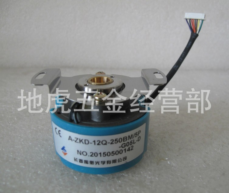 все цены на Original spot Changchun Yuheng servo motor encoder A-ZKD-12Q-250BM / 5P-G05L-D new original