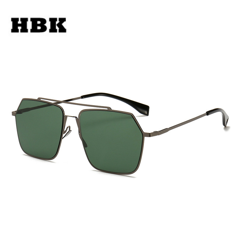 daf75c8785f ... Fashion Square Sunglasses 2019 New Trendy Style Retangular Frame Sun  Glasses Army Classic Eyewear For Men Women UV400. -34%. Click to enlarge