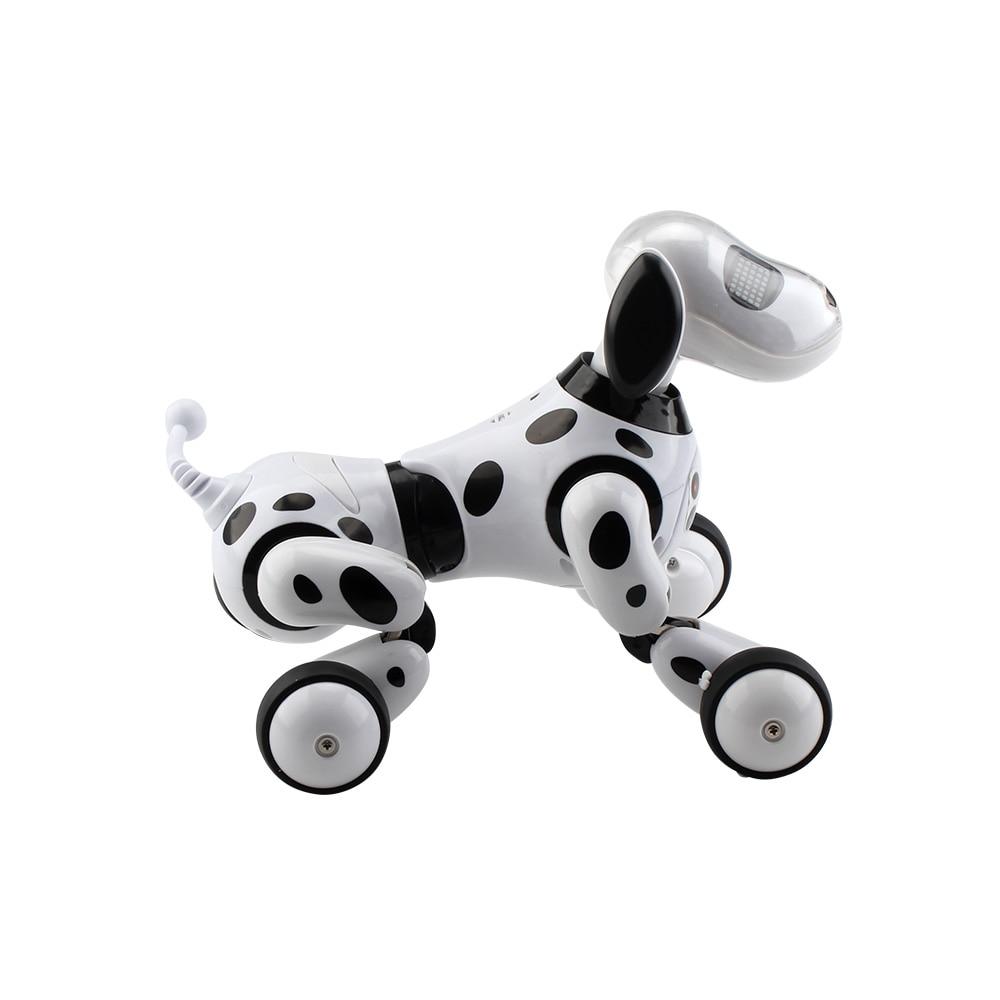 Intelligent RC Robot chien jouet Intelligent électronique animaux chien enfants jouet mignon animaux RC Intelligent Robot cadeau enfants anniversaire cadeau - 4