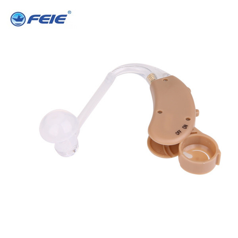 Premium Soft Ear Hook BTE Style Hearing aid S-268 USSA amplified speaker Products guangzhou feie deaf rechargeable hearing aids mini behind the ear hearing aid s 109s free shipping