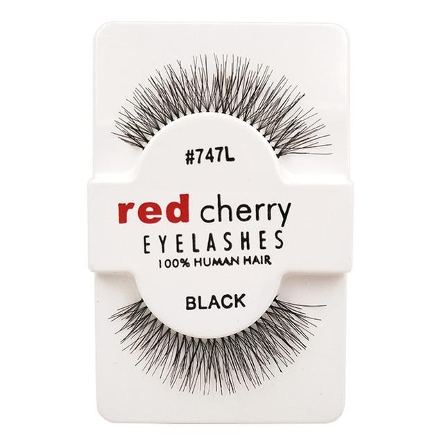 1 Pairs 100% Handmade Natural False Eyelashes 5 Styles Makeup Beauty False Eyelashes New Fashion Women Fake Eye Lashes 1