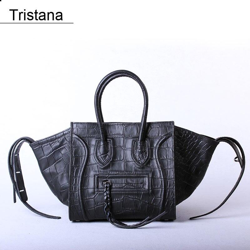Crocodile genuine leather bag handbags crossbody bags Alligator leather women bag Now only have 30cm