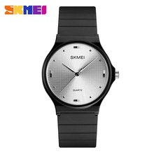 SKMEI Top Brand Fashion Women Watch 30m Waterproof Quartz Watch Silicone Casual Wrist Watch Models Relogio Watches цена