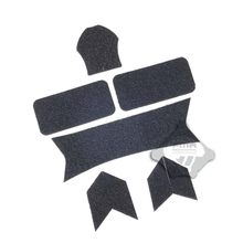FMA Marítimo Tactical Airsoft Militar Capacete Diabo Adesivos DIY Universal Magia Stickeers(China)