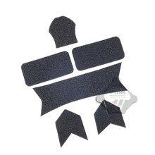 FMA táctico militar Airsoft Maritime Devil casco pegatinas Universal DIY pegatinas mágicas
