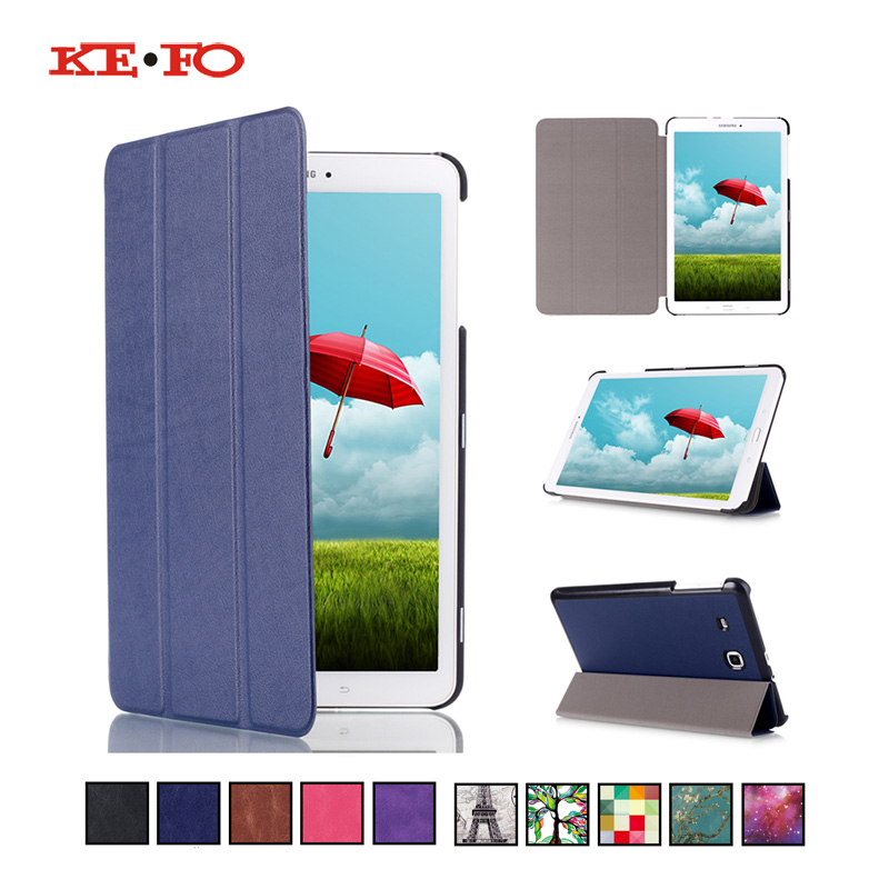 For Samsung Galaxy Tab E SM t561 Covers PU Leather Cover Case For Samsung Galaxy Tab E 9.6 T560 T561 T565 T567V SM-T560 +Film планшет samsung galaxy tab e sm t561 sm t561nzkaser