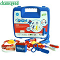 Childrens Kids Role Play Doctor Nurses Toy Set Medical Kit Christmas Gift Levert Dropship D051
