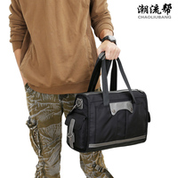 Women Handbag Spring Nylon Oxford Cloth Bag Large Capacity Casual Shoulder Men Portable Travel Messenger Bag