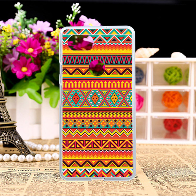 TPU Case For HTC Pixel XL 2 Google Pixel XL2 6.0 Inch Painting Pattern Silicone Cases Coque Shells Cover Housings Funda