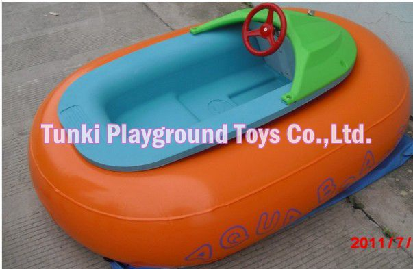 kids fun children electric inflatable motor bumper boat children electric kids water bumper boat inflatable bumper boats for sale