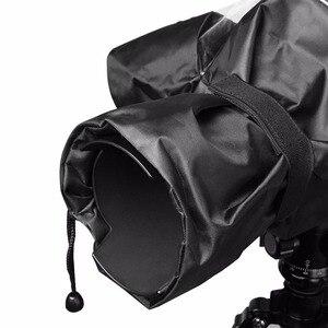 Image 4 - מקצועי עמיד למים מצלמה גשם כיסוי מגן עבור Canon Nikon Sony Pentax הדיגיטלי SLR מצלמות, נהדר עבור גשם לכלוך חול