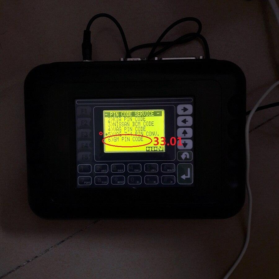 sw30 01 126 Silca V33 01 SBB Universal Key Auto Programmer Add