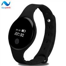 H8 Smart Браслет сенсорный экран Bluetooth шаг Здоровье сна монитор Смарт спортивные Напульсники