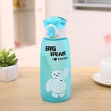 Butelka wody szczelny materiał Tritan dzieci My Sports Drinkware dla dzieci Tour przenośne butelki obóz 500ml H1050