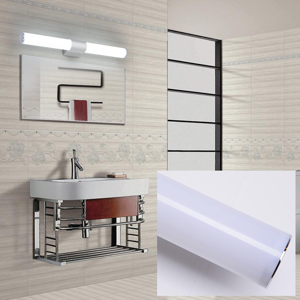 Xsky LED Modern Wall Lamp Vanity Lights Bathroom Led Mirror Light Waterproof 12W 16W 22W AC85-265V LED Tube Bathroom Lighting