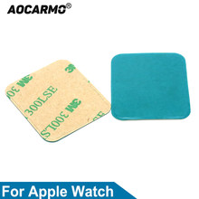 Aocarmo Front LCD Adhesive Sticker Screen Repair Glue Tape For Apple Watch Series 1 2 3 42mm/38mm(China)
