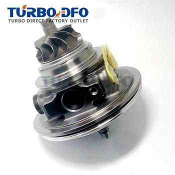 CHRA pour Peugeot 308 1.6 THP 150 2007-EP6DT 110 KW K03 5303 970 0104 turbine pièces cartouche 754667580 756494480 équilibré noyau