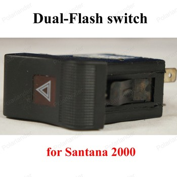 Warnblinker Schalter para S-antana 2000, 325, 953, 235 DE EMERGENCIA peligro doble botón de flash luz de advertencia de interruptor