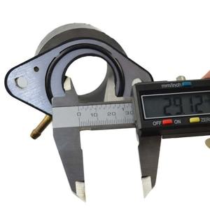Image 5 - AHL 4pcs קרבורטור כרית פלסטיק לשקע צריכת קרבורטור סעפת ממשק דבק עבור ימאהה XJR1200 XJR1200SP XJR1300 FJR1300