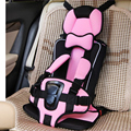 High Density Cotton Filled Portable Child Infant Car Seat Cushion,Booster Car Seats for Toddlers, cojines, silla coche